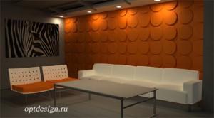 Дизайн интерьера в офисе