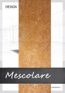 Дизайн Mescolare