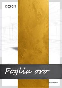 Дизайн Foglia oro